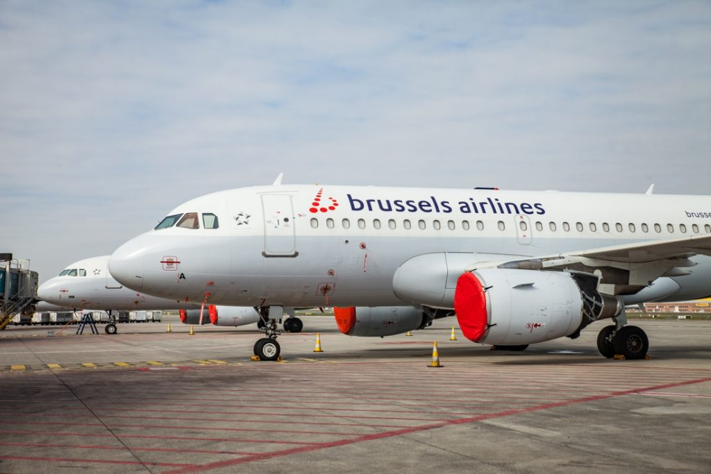 Brussels Airlines is looking at many more bookings for the US after the announcement ...
