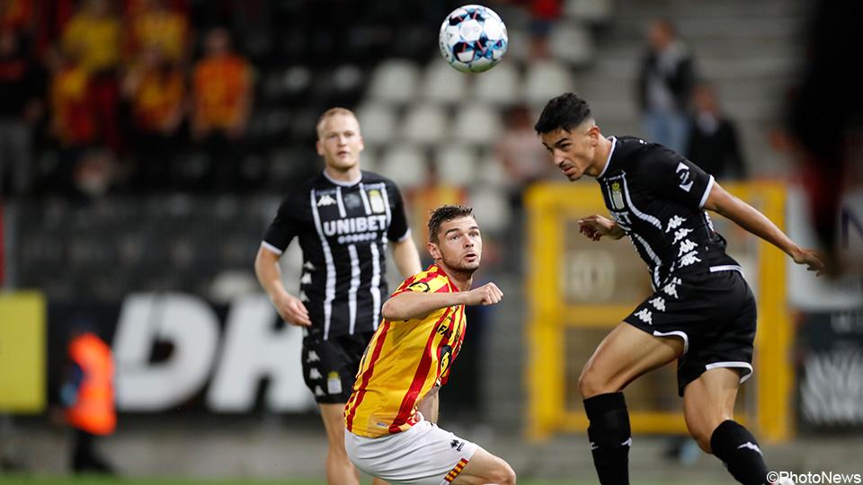 LIVE: Storm gives KV Mechelen the lead against the match track |  Jupiler Pro League 2021/2022