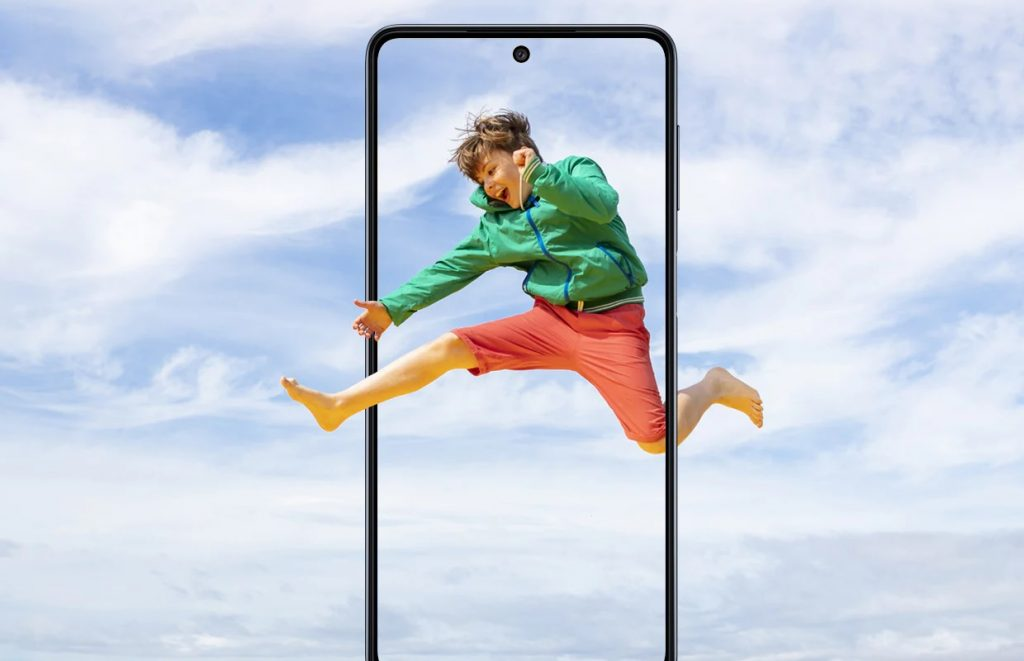 Samsung Galaxy M52 official: the largest smartphone with 5G