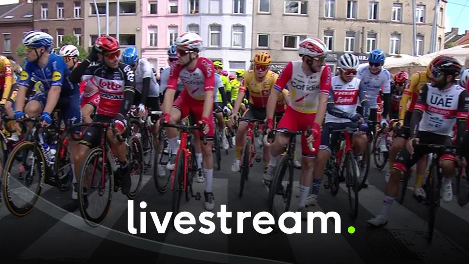 Live broadcast: Eurométropole attracts Hainaut's big names, who can win?  |  Eurometropole Tour 2021