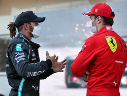 """Hamilton over async: """"I can't believe I've never been a Ferrari driver before"""""""