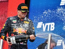 Red Bull wishes Verstappen a happy birthday in Dutch