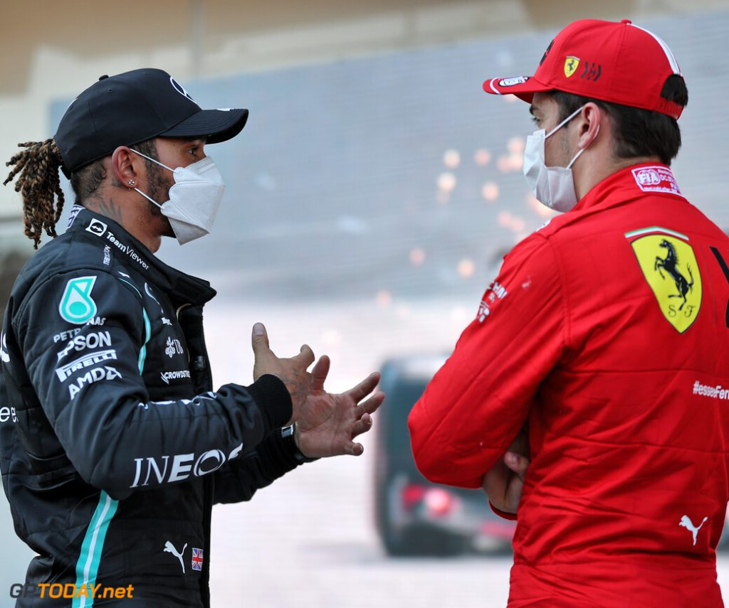 """Hamilton on a competitor: """"It's unbelievable that I've never been a Ferrari driver"""""""