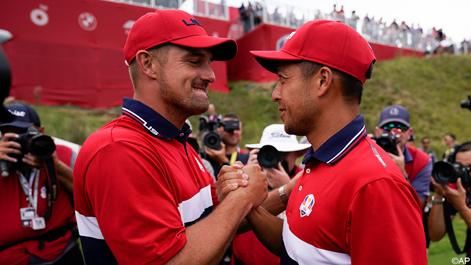 American golfers recapture the Ryder Cup after the monster victory