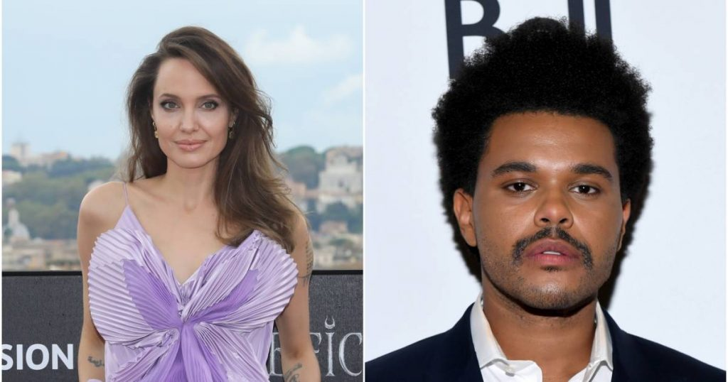 Angelina Jolie and The Weeknd Spotted Together Again: Are They A Couple After All?  |  Famous