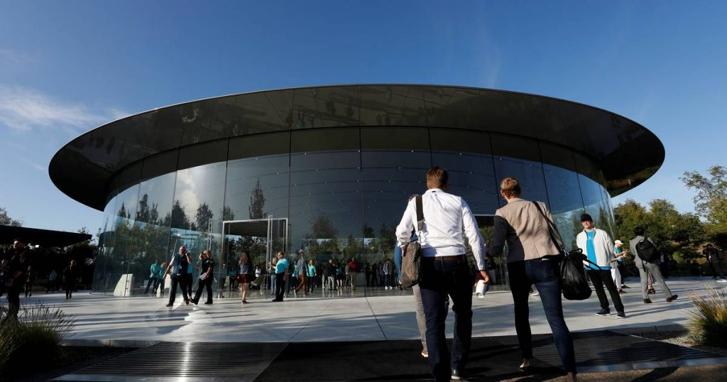 Apple wants US employees to know if they have been vaccinated |  Economie