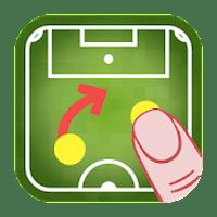 Tactical board: soccer