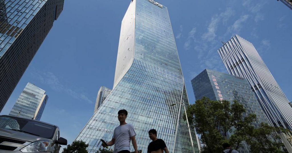 Chinese Cities Seize Evergrande Money |  Economie