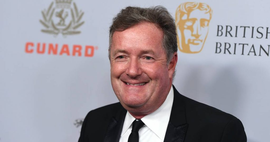 Controversial Piers Morgan gets new show: 'Actually, Megan has been great in my career'    Famous