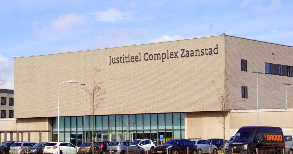 'Dutch staff imprisoned Zaanstad on death list former leader of Hell's Angels' |  Abroad