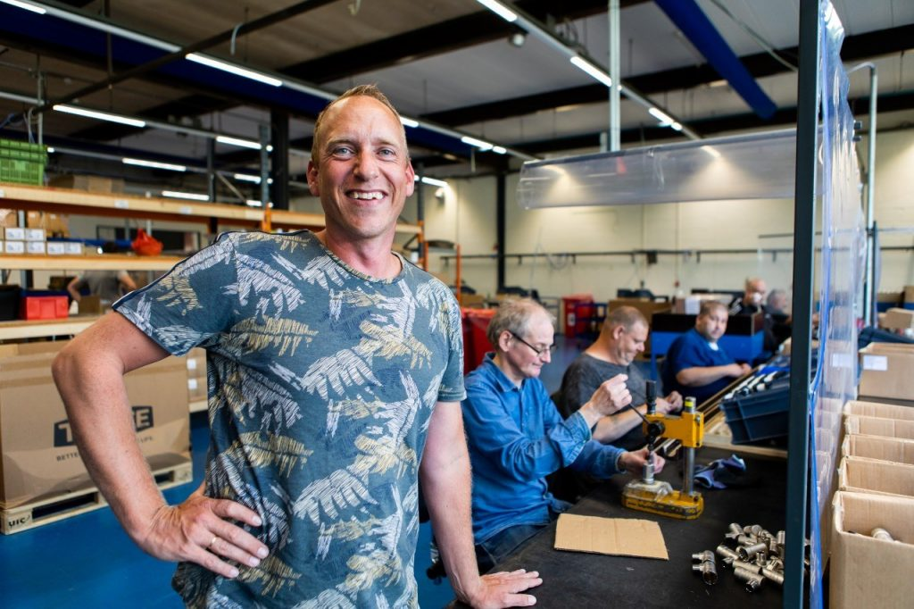 Entrepreneur |  Technology and craftsmanship are combined in...