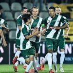 Football discussion.  Lommel defeats Lierse – Belgian Wolfsburg draw with Eintracht Frankfurt |  football