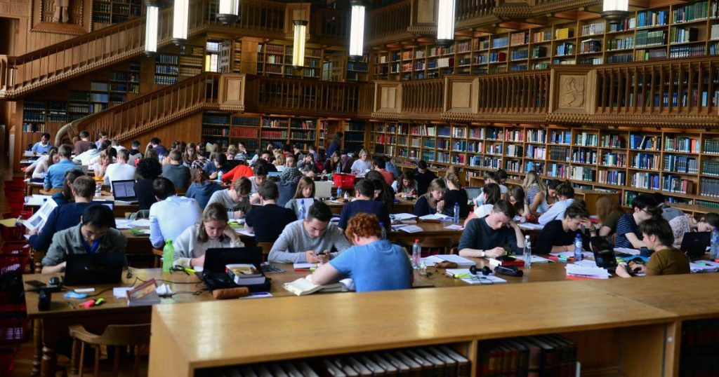 Four Belgian universities are among the top 200 universities in the Times World Ranking    education