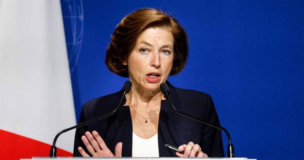 France cancels meeting with British Defense Minister after submarine accident |  Abroad