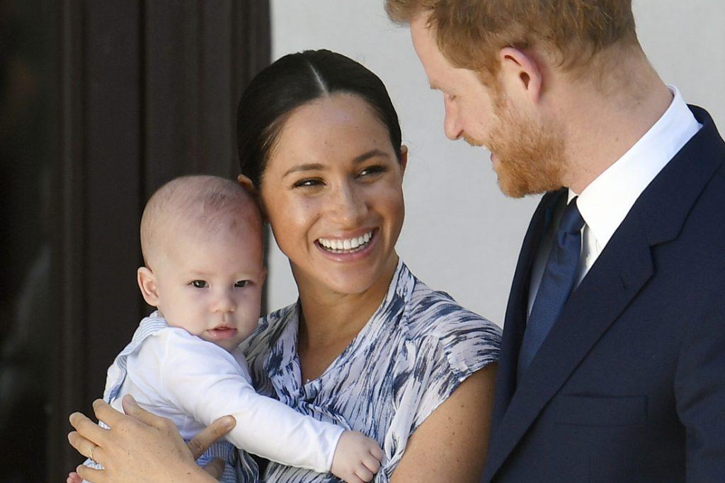Harry en Meghan willen baby Lilibet voorstellen aan de Queen