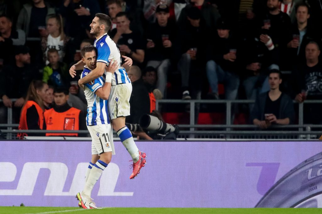 Januzaj Sociedad's three-pointer score couldn't help in Eindhoven |  European League 2021/2022