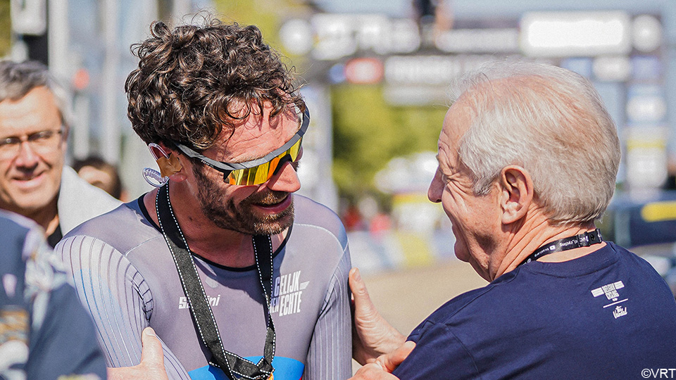 José De Cauwer proud of Otto Jan: 'It was an attack on his body and his family' |  cycling world championship