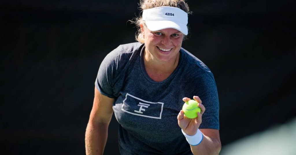 Kim Clijsters knows her opponent in Chicago, so opens up to my husband's partner Elise Mertens    Tennis