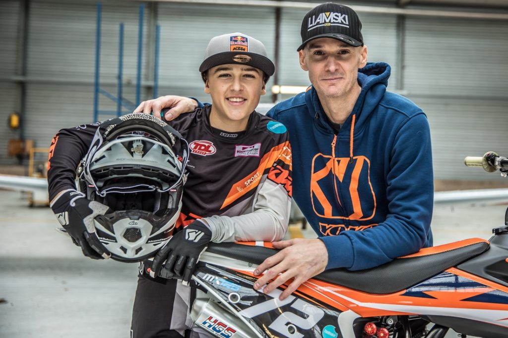 "Liam Everts verbaast vriend en vijand bij debuut in WK motorcross: ""Geweldige ervaring"""
