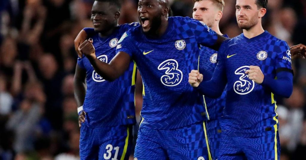 Lukaku, Sambi Lukonga and Leicester-Belgians go further, aim and help Dendoncker achieve anything    foreign football