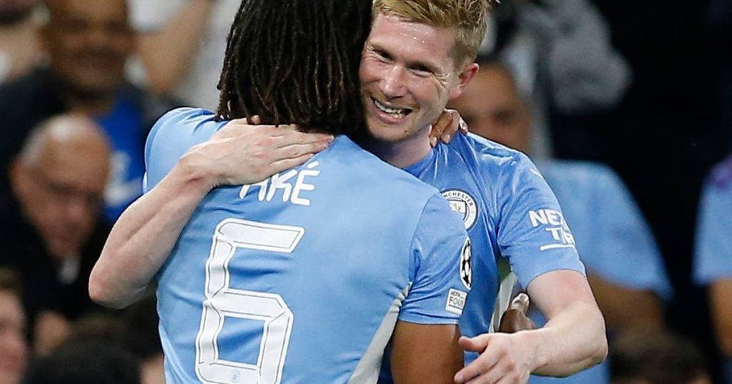 Manchester City keep points at home with De Bruyne's return in match against RB Leipzig: 6-3    Champions League
