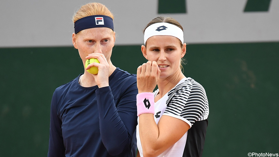 Minin and Van Uytvanck to 1/8 final, Gilet and Fliggen quickly take first hurdle    US Open