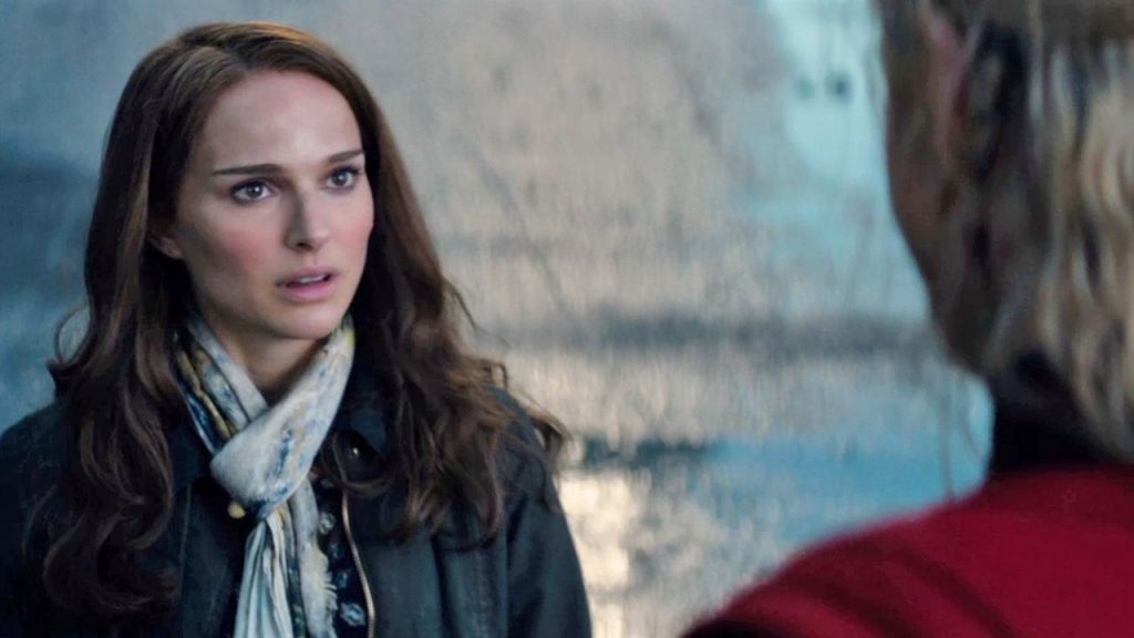 Natalie Portman talks about her intense training for Thor: Love and Thunder