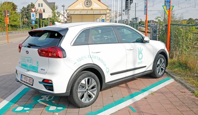 Pelt: Pelt delivers the electric car (September 15, 2021)