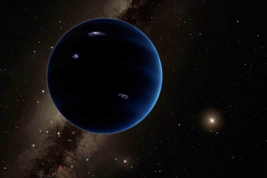 Planet X may be closer than thought