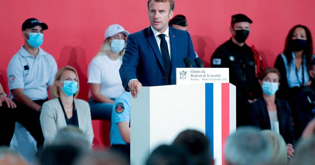 President Macron wants to control the behavior of French police officers more strictly |  Abroad