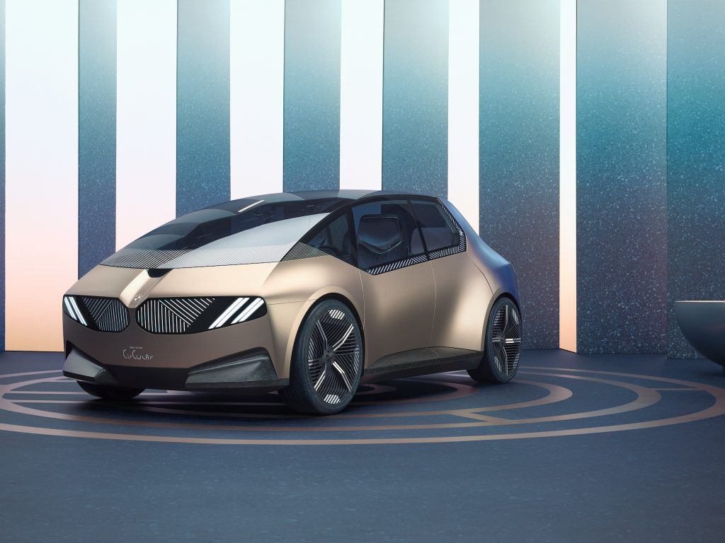 Quick overview of the BMW i Vision Circular