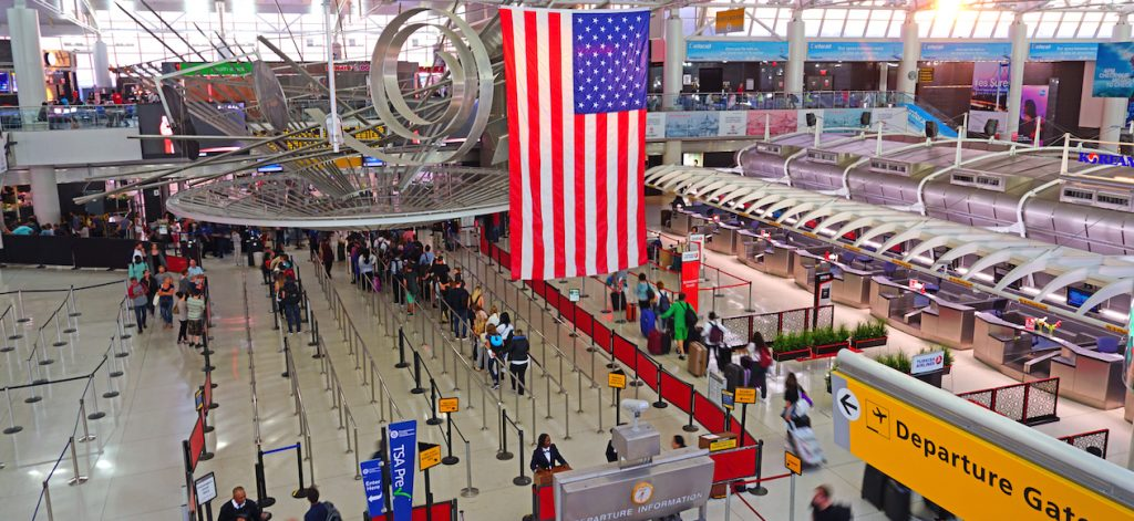 Restrictions on travel to the United States will not be lifted for now