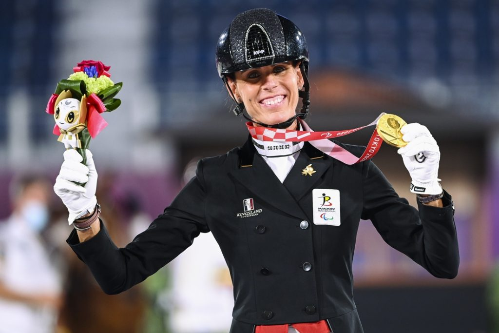 Somers wants prize money for Olympic and Paralympic athletes