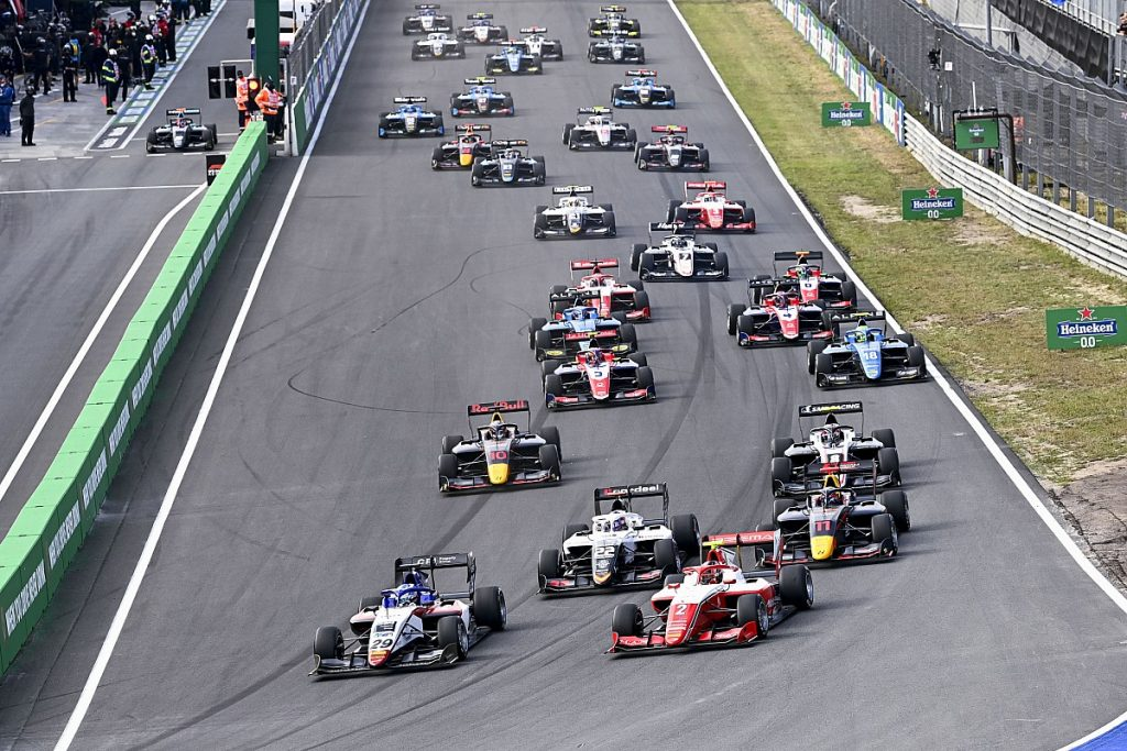 The F3 moved to Sochi, the final round, not to the United States