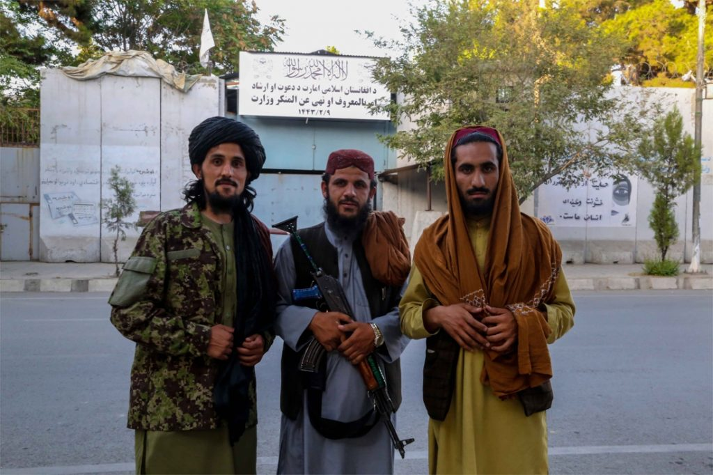 The Taliban is asking for help from the international community