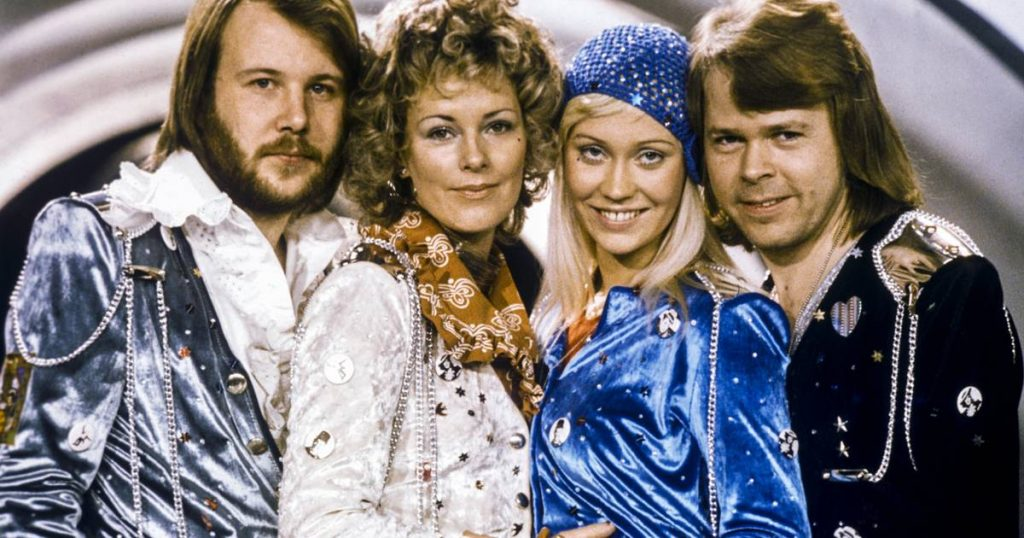 Today finally new music from ABBA?     Music
