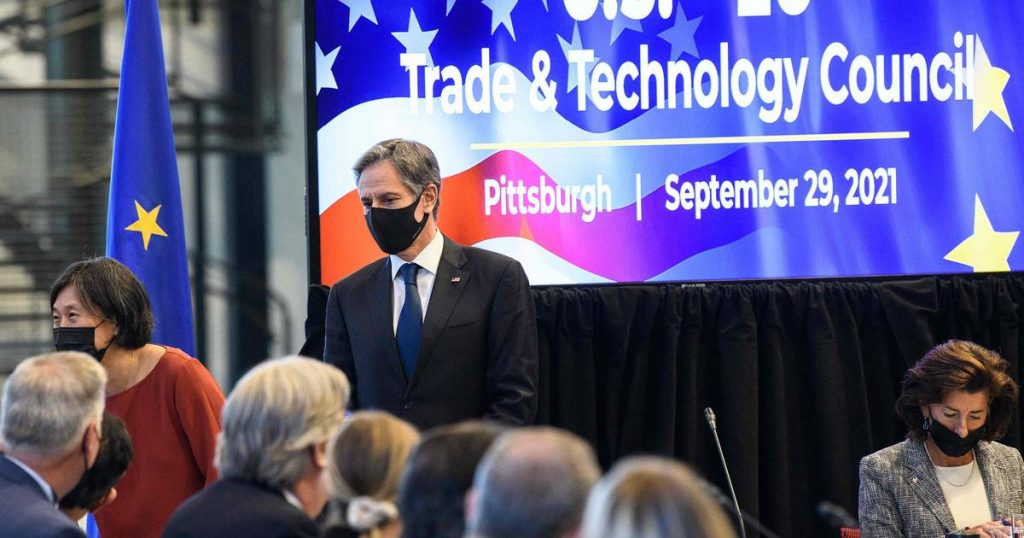 US and Europe Trade and Technology Cooperation Pledge Economy