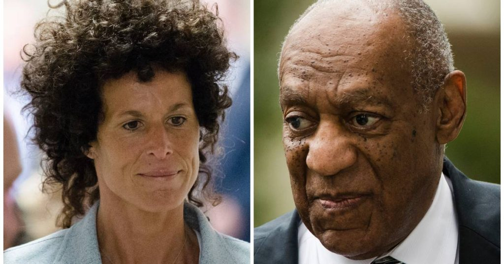 Victim Bill Cosby breaks silence with first TV interview: 'He's a sexual and violent predator'    showbiz
