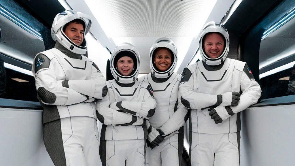 Watch SpaceX Live Stream Inspiration 4 Splashdown: Crew Dragon is back