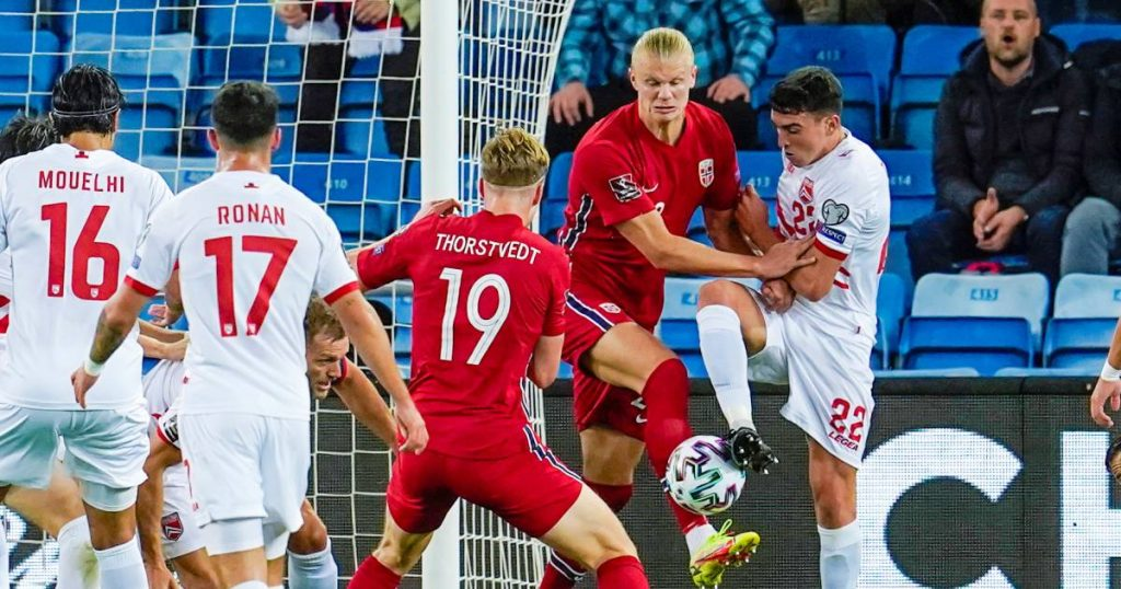 World Cup qualifications.  Haaland and Torstedt accomplish Norway's mission against Gibraltar - France knows how to win again    foreign football