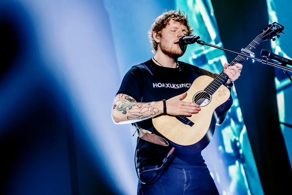 Ed Sheeran paid himself €25 million last year