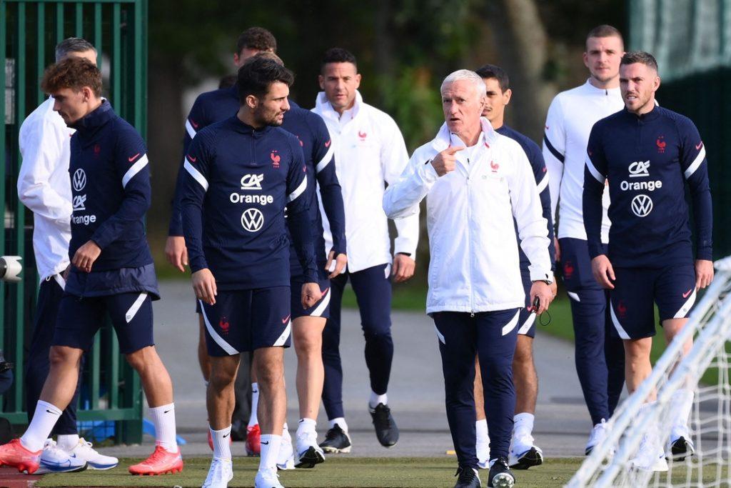 "France coach Didier Deschamps: ""My goal is to do a lot..."