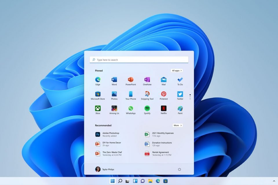These are the great novelties of Windows 11