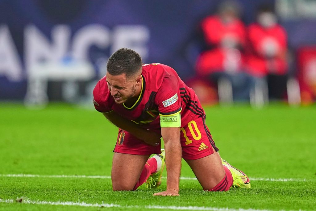Eden Hazard and Thomas Fouquet leave the choice of the Red Devil...