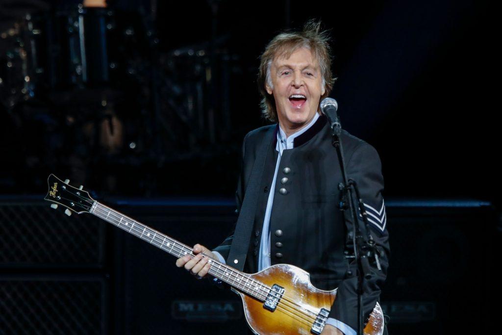 Paul McCartney blames the Beatles' end...