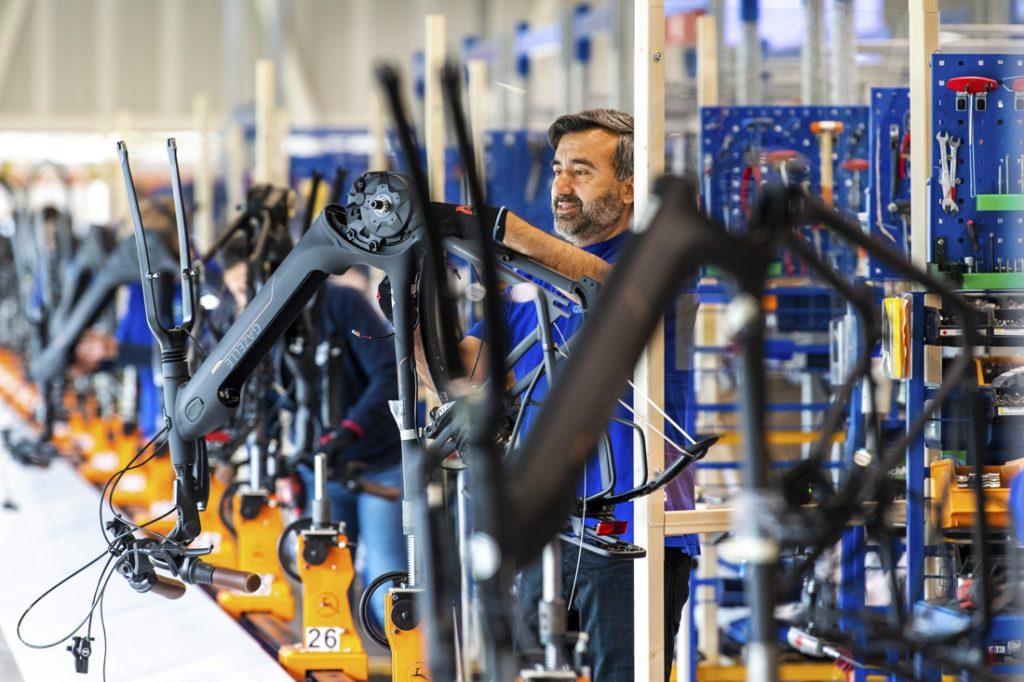 Eigenaar Gazelle na overname in VS grootste fietsenfabrikant ter wereld