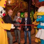 Opening of the indoor theme park Plopsa Station at Antwerp Central: s … (Antwerp)