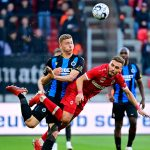 The intense battle between Antwerp and the club does not lead to a winner, both teams end with 10 |  Jupiler Pro League 2021/2022