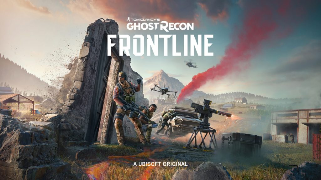Announcing Tom Clancy's Ghost Recon Frontline