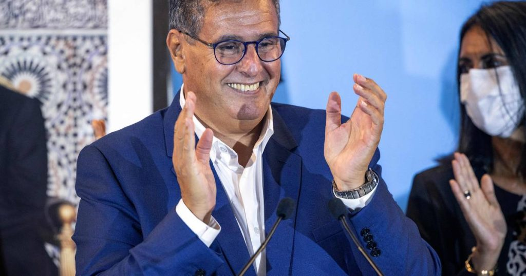 Billionaire Akhannouch, the new Moroccan prime minister    Abroad